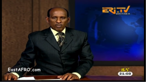 The only tv station in Eritrea is run by the state and is called ERI-TV.