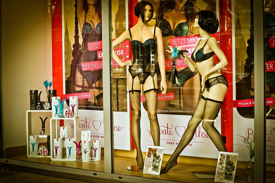 Sex shops in Amsterdam - The International Angle
